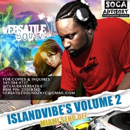 Islandvibe Vol. 2--MIAMI SEND OFF EDITION