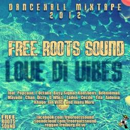Love Di Vibes Mix Cd July 2012
