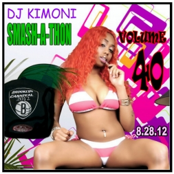 Dj KIMONI SMASH A THON Volume 40   BROOKLYN CARNIVAL 2012