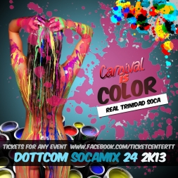 DOTT COM MIX 24 PURE SOCA MIXED LIKE NEVER BEFORE