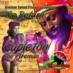 Capleton  The Return Mixtape