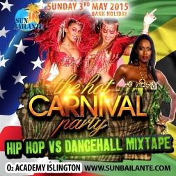 Dancehall vs Hip Hop 2015