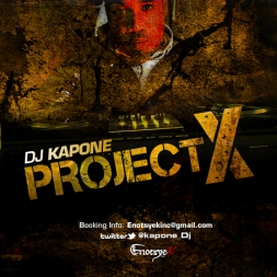 Project X    Club Promo Mix   2012