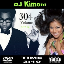 Dj Kimoni JUST Volume 304