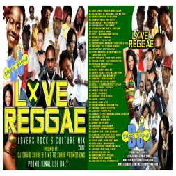 LOVE AND REGGAE MIX 2012