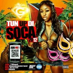 TUN UP DI SOCA 2K12