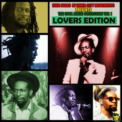 "KING BIGGS PRESENTS THE ""COOL RULER LOVERS COLLECTION"" GREGORY ISAACS"