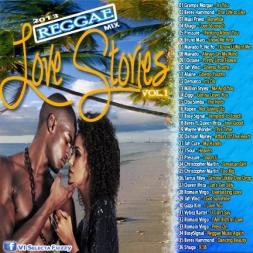 REGGAE LOVE STORIES VOLUME 1