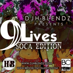 Nine Lives Mixtape Series: Soca Edition