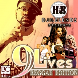 Nine Lives Mixtape Series: Reggae Edition