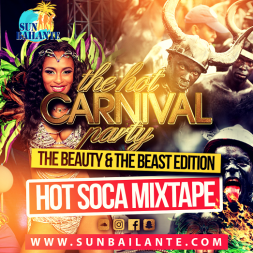 The Hot Carnival Party Soca Mix 2017