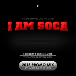 I Am Soca NY 2015 Promo Mix