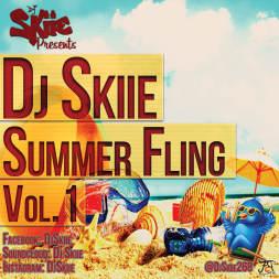 DJ SKIIE PRESENTS - SUMMER FLING VOL 1 - [SOCA EDITION]