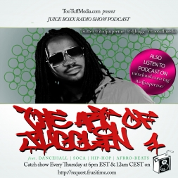 Juice Box Radio Podcast the art of jugglin 1