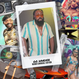 GO HARDER (MIAMI CARNIVAL EDITION)