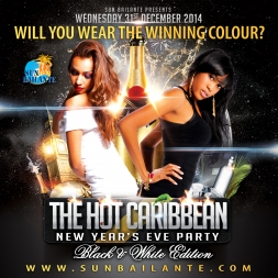 Hot Caribbean NYE 2014-2015