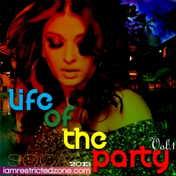 Life Of The Party Vol 1 Soca  2013