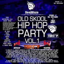OLD SKOOL HIP HOP PARTY VOL.1