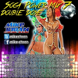 Soca Power Mix 7 Part 2 - Double Dose (2015)