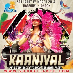 Karnival The Best of Trinidad Tobago Soca 2014