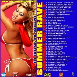 SUMMER RAVE DANCHALL MIX 2012 Vol 2