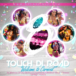 Touch Di Road Vol 8 Welcome To Carnival