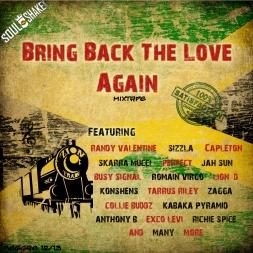 Bring Back The Love Again