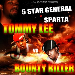Tommy Lee vs Bounty Killer
