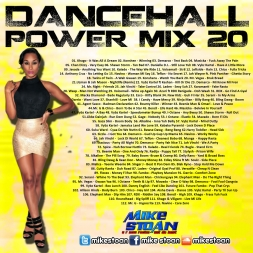Dancehall Power Mix 20