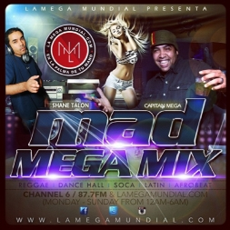 MADD MEGA MIX (Dec 2014) DANCEHALL