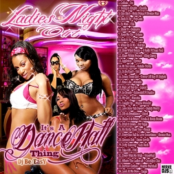 Ladies Night Out It's A DanceHall Thing Vol 4