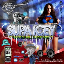 SUPA ICEY DANCEHALL SUPER MIX