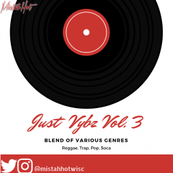 Just Vybz Vol.3