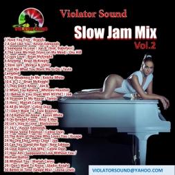Slow Jam Mix Vol.2