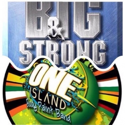 ONE ISLAND MAS BAND , BIG AND STRONG OFFICIAL PROMO MIX