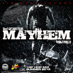 2nd Quarter Mayhem Vol 2 2012