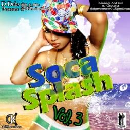 Soca Splash Vol 3