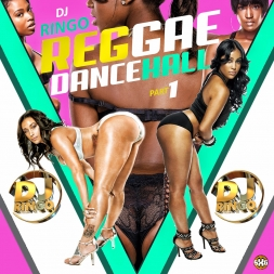 DJ Ringo presents 2017 Reggae & Dancehall