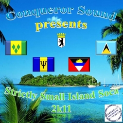 Strictly Small Island Soca 2011 Mixtape