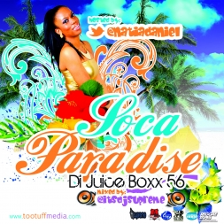 Di Juice Boxx 56 Soca Paradise 2014 hosted by Natia Daniel