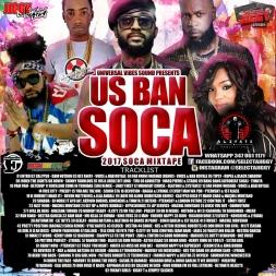 US BAN SOCA 2017 SOCA MIXTAPE