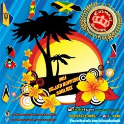 (Early 2015) Soca 2014 Island Hopping Soca Mix