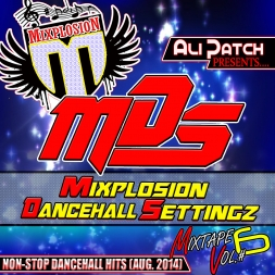 MIXPLOSION DANCEHALL MIX 6