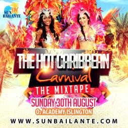 Hot Caribbean Carnival 2015 - Notting Hill carnival