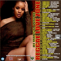 REGGAE LOVE ZONE VOLUME 1