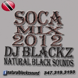 Soca Mix 2012 Natural Black Sounds
