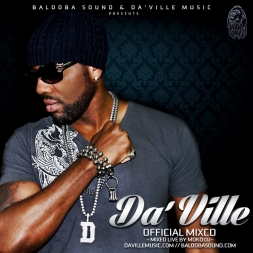 DaVille OFFICIAL MIXCD
