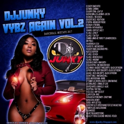 VYBZ AGAIN VOL.2 DANCEHALL MIXTAPE 2K17