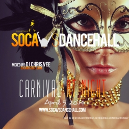 Soca Vs Dancehall: Carnival At Night