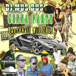 DANCEHALL GENNA PARTY 2018